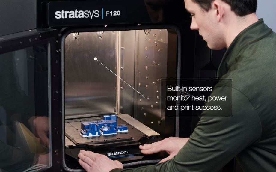Stratasys F120 3D Printer Features Safety