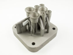 Materialise Angled support part